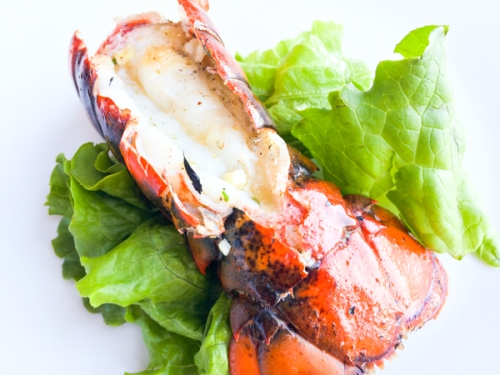 grilled lobster tails (1 of 4)