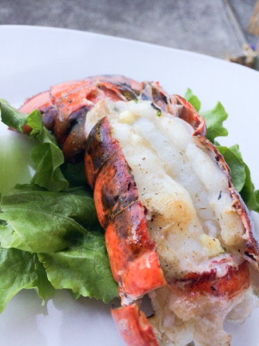 grilled lobster tails (2 of 4)
