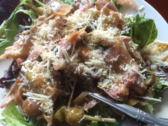 pellegrinos salad